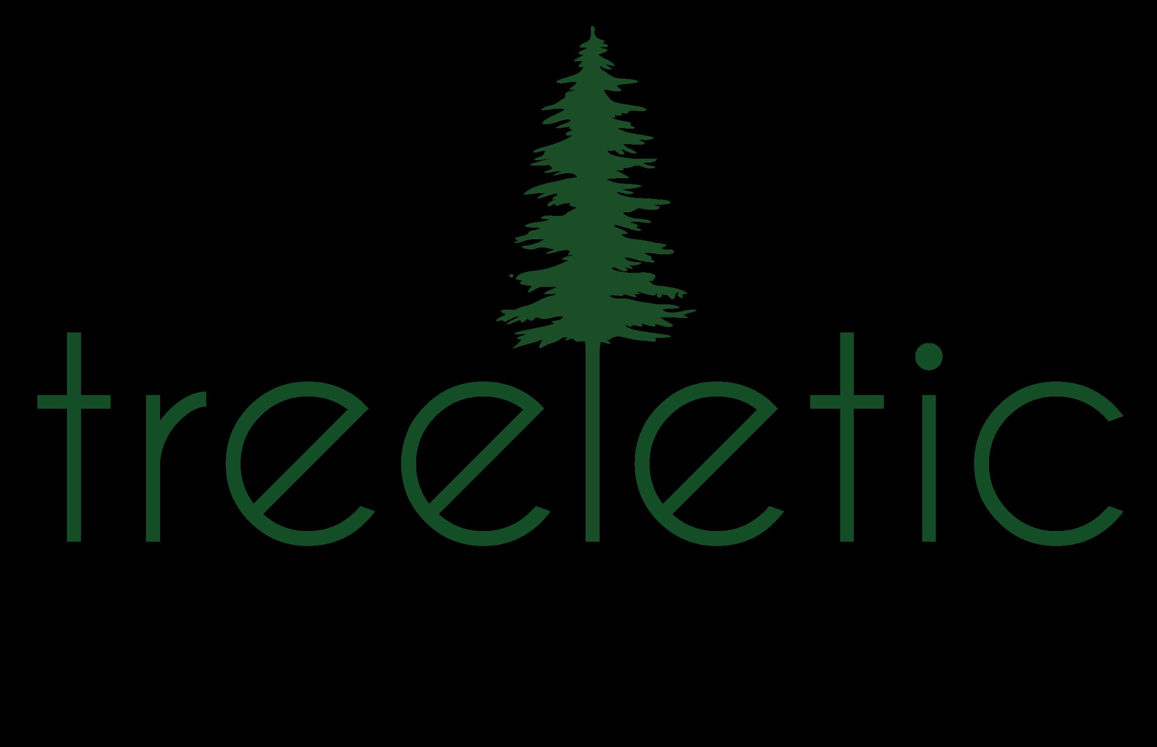 Logo von treeletics, your sports, your earth